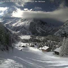 25cm of fresh snow in Verbier. Nov. 30 - ©Verbier