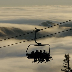 Skiing at Trysil - ©Casper Tybjerg - Visitnorway.com