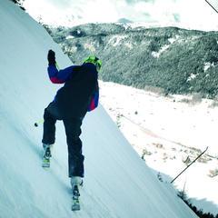 Najbardziej strome trasy narciarskie w Alpach - © Tourismusverband Wipptal