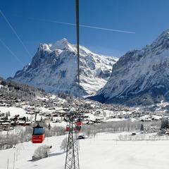 Jungfrau Region. Un paraiso del esquí a los pies de la Jungfrau, el Eiger y el Mönch. - ©Jungfrau Region/Jost von Allmen