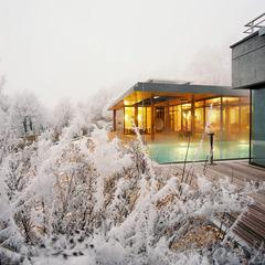 Les spas des neiges 100 % naturels - ©La Clairière