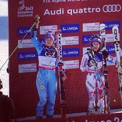 Mondiali di Sci Alpino: a Schladming Tessa Worley fa gigante lo sci francese
