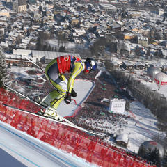 The most spectacular Ski Race of the year: Those were the 73rd Hahnenkamm Races - ©HEAD