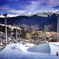 Aspettando le Olimpiadi invernali di Sochi 2014