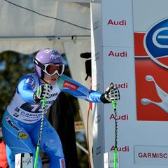 Tina Maze e Dominique Gisin: oro pari merito in discesa femminile - ©Swiss-Ski