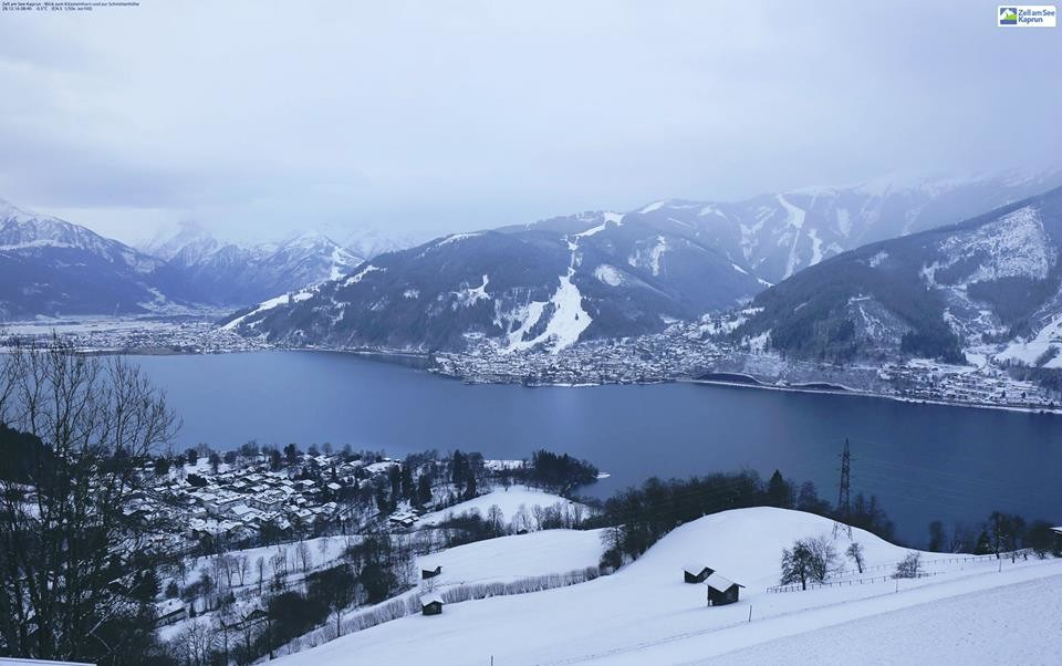 Zell am See-Kaprun Dec. 28, 2016 has some of the best skiing in the country right now