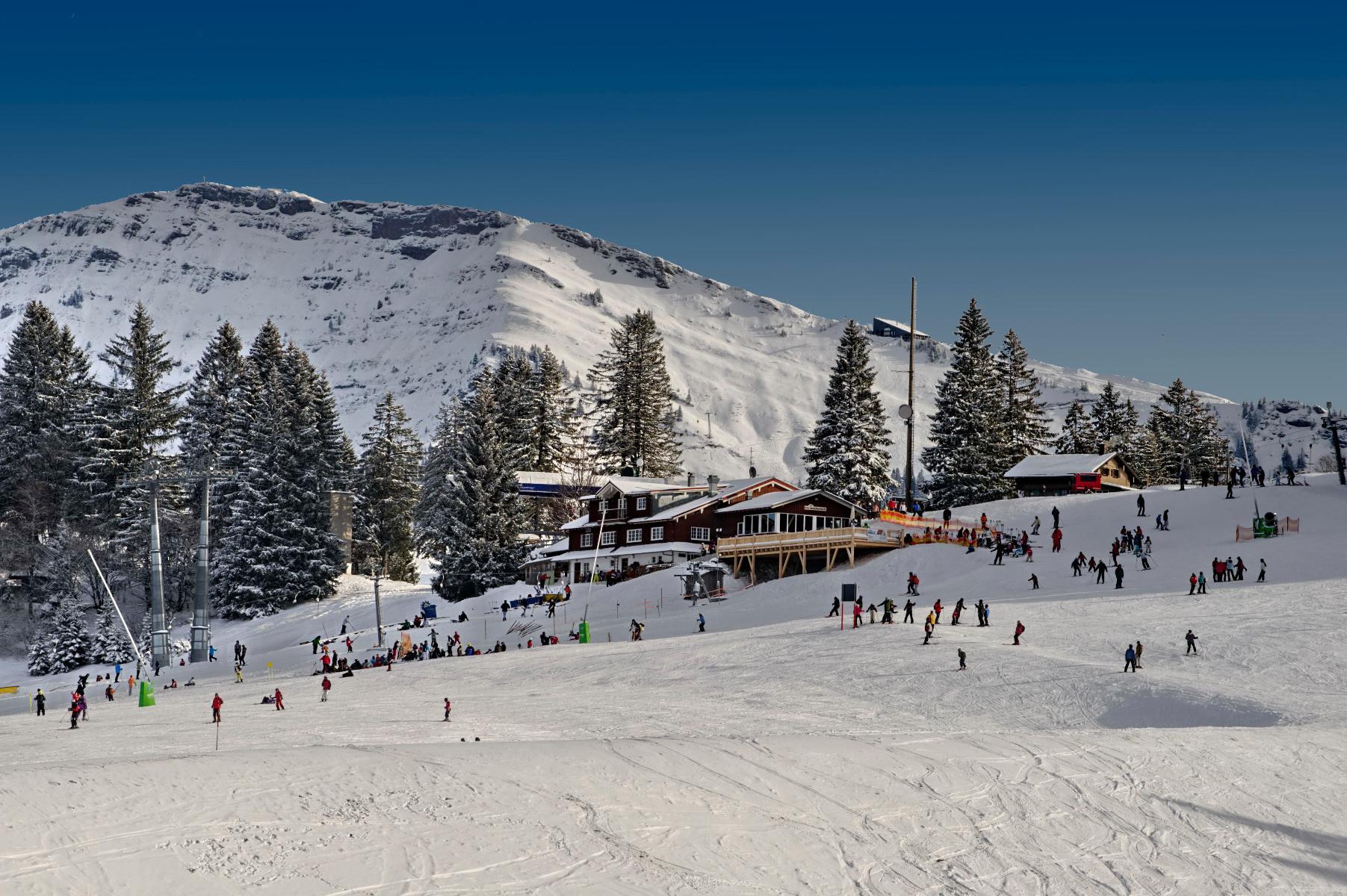 Skiarena Steibis in Oberstaufen