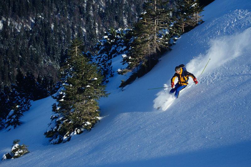 Skigebiet Bad Kohlgrub