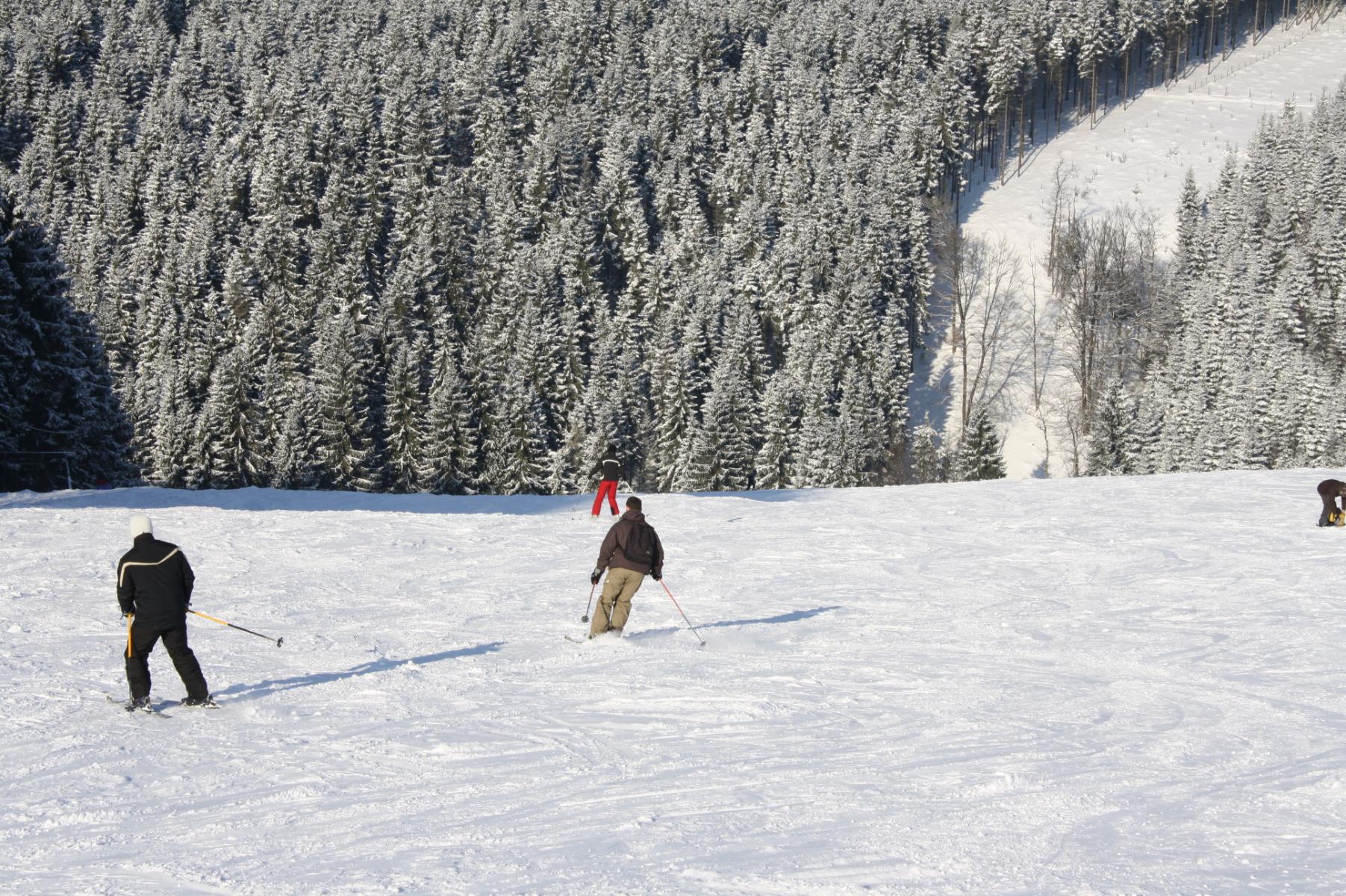 Piste Ski Alpin Ovifatundefined